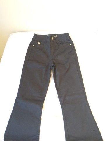 Tam 38- calça Colcci original- modelo Flare, nunca usada