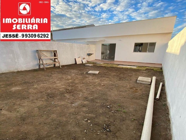 JES 001. Casa nova na Serra de 66M² em Jacaraipe 2 quartos com suíte. - Foto 9