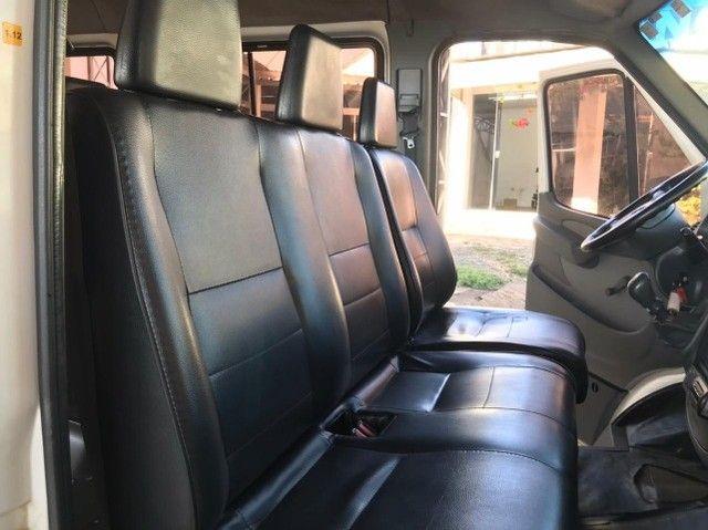 Mercedes-Benz Van Sprinter 313-CDI Street 16 lugares Diesel 2009 Escolar - Foto 10