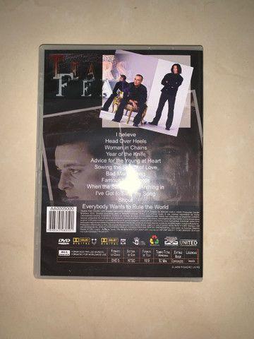 DVD Tears for Fears - Foto 3
