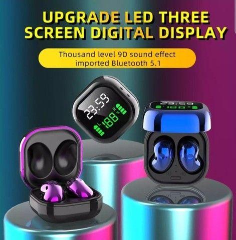 Fone Bluetooth S6 Plus - Foto 2