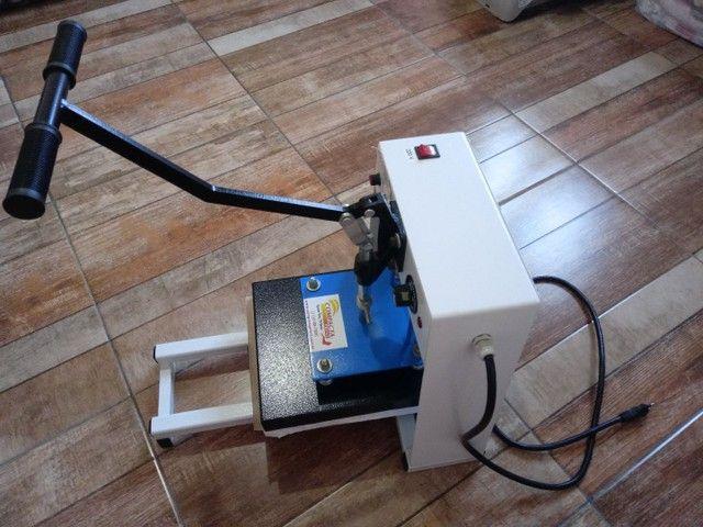 Máquina de estampar Compacta Print - Foto 3