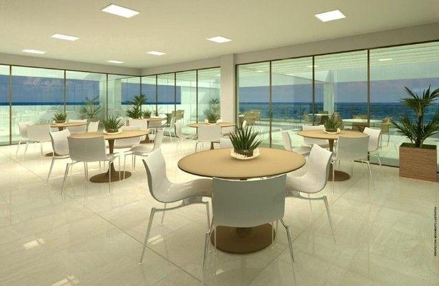 BR- Apartamento na Beira Mar de Casa Caida - 144m²   Varanda Gourmet Holanda Prime - Foto 4