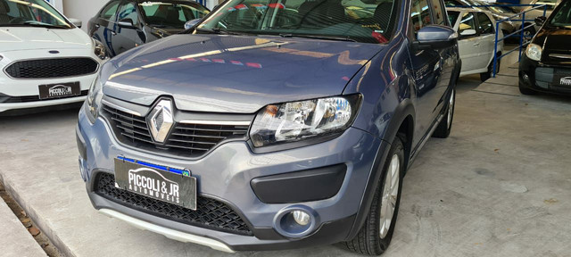 Renault Sandero Stepway Dynamique 1.6  vendo troco e financio R$   - Foto 17