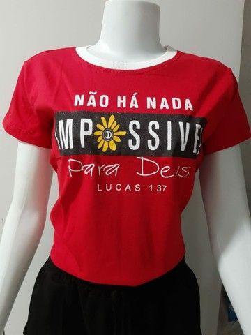 Blusa T-shirts , ENTREGA GRATIS  - Foto 4