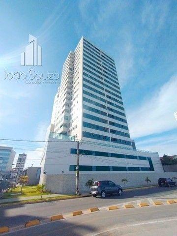 BR- Lindo apartamento na beira mar de Casa Caiada com 95m² - Estação Marcos Freire - Foto 2