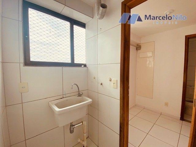 Apartamento na Beira-Mar de Olinda, 134m2, 4 quartos, 2 suítes, 3 vagas, Lazer Completo - Foto 15