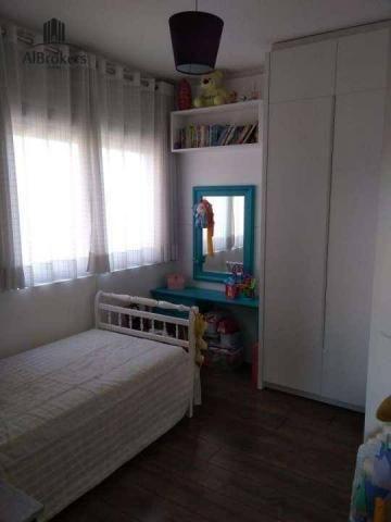 Apartamento com 3 suítes à venda, 162 m² por R$ 1.490.000 - Central Parque - Porto Alegre/ - Foto 7