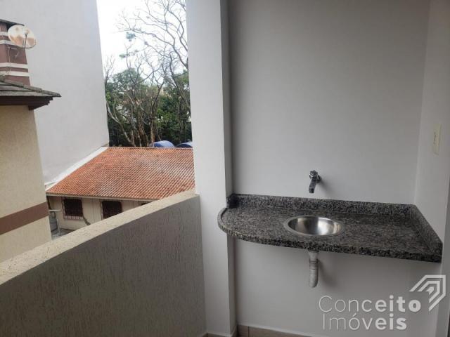 Apartamento para alugar com 3 dormitórios em Jardim carvalho, Ponta grossa cod:393123.001 - Foto 6