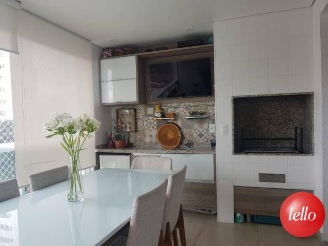 Apartamento à venda com 3 dormitórios em Mooca, São paulo cod:200173 - Foto 2