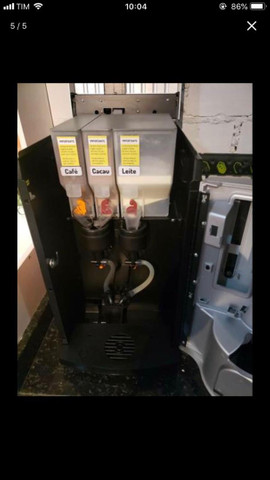 Vendo máquina de café semi nova - Foto 6