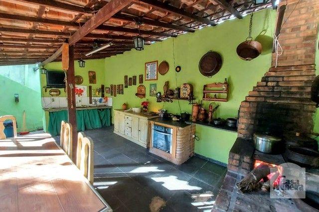 Casa à venda com 2 dormitórios em Palmeiras, Belo horizonte cod:335440