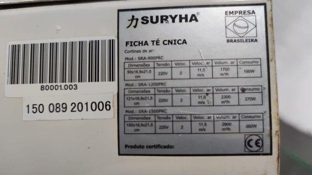 Cortina de Ar SRA-900PRC - Foto 4