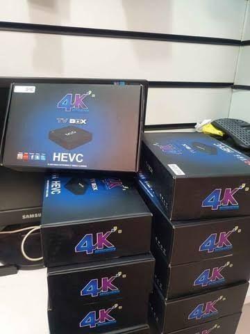 Tv box mx9 64gb de memoria 8gb de RAM 5G android 10.1