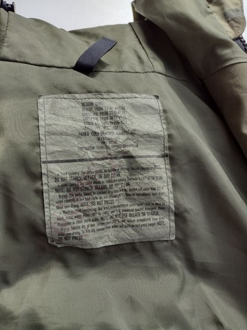 Jaqueta militar americana Goretex 100% impermeável! - Foto 4