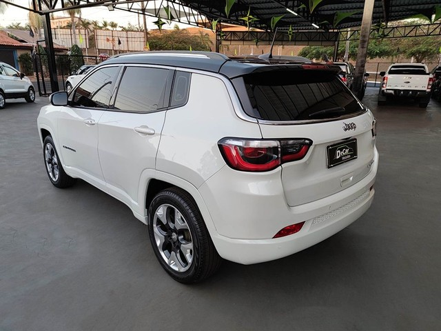 JEEP COMPASS 2.0 16V LIMITED 2018 - Foto 4