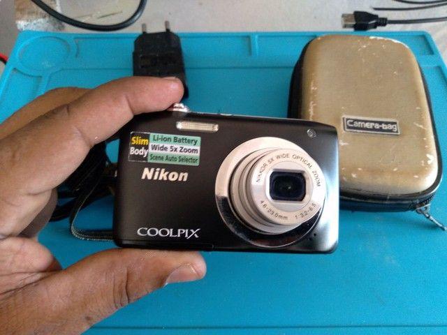 Câmera fotográfica Nikon Coolpix