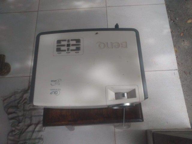 Projetor BenQ MS550 SVGA 3600 Lumens DLP - Foto 2