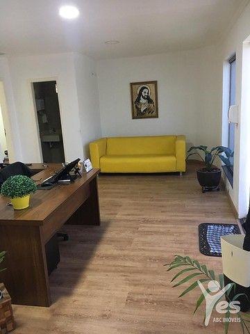 Sobrado comercial, 04 salas, 140m², Jardim Santo Antônio, Santo André
