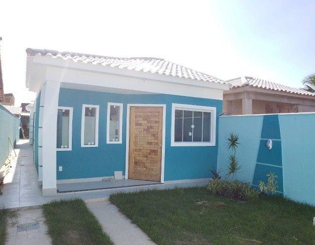 Ótima casa em Itaipuaçú com garagem para 2 carros!! - Foto 9