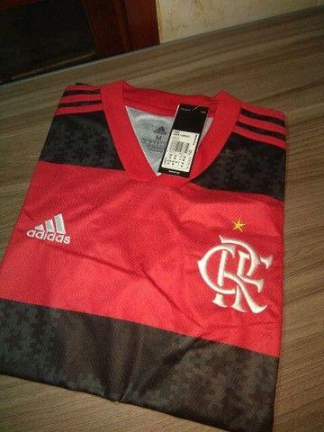 Camisa 2021 do Flamengo