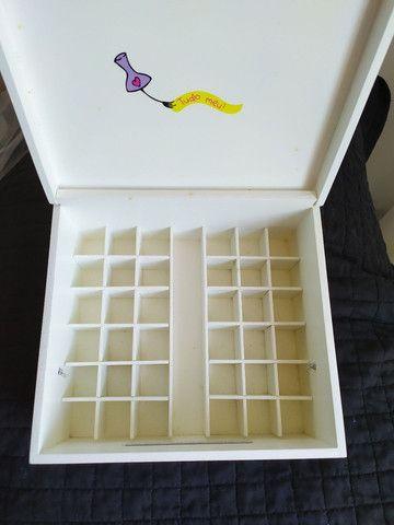 Caixa de Esmaltes - Foto 4