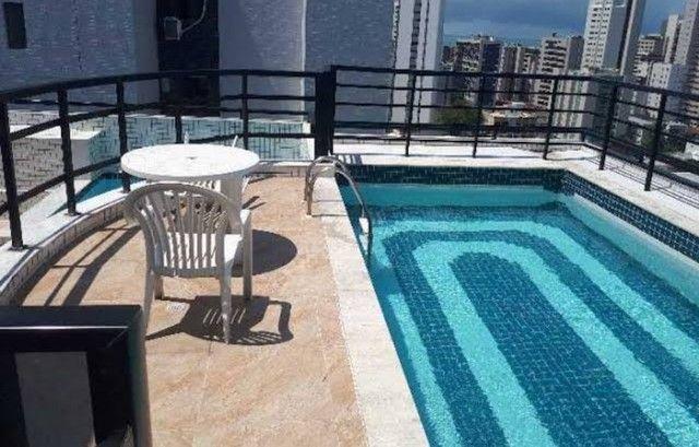 T.C- Apartamento a venda mobiliado com 2 quartos!!!  cod:0030 - Foto 2