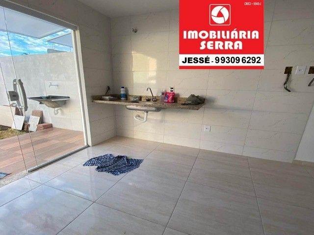 JES 001. Casa nova na Serra de 66M² em Jacaraipe 2 quartos com suíte. - Foto 6