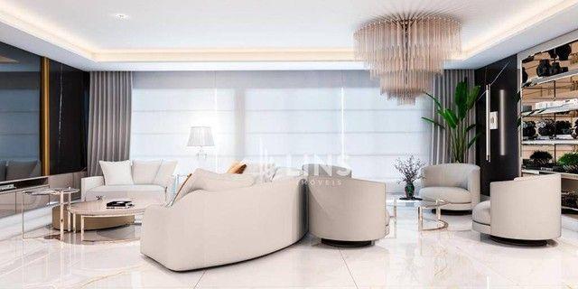 Apartamento com 3 suítes com 224 m², à venda por R$ 2.250.000 - Altiplano - João Pessoa/PB - Foto 3