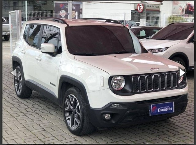 Jeep Renegade 2019/2020 - Foto 3