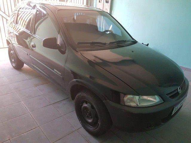 GM Celta Spirit 1.0 5P 05/05 Preto Gasolina
