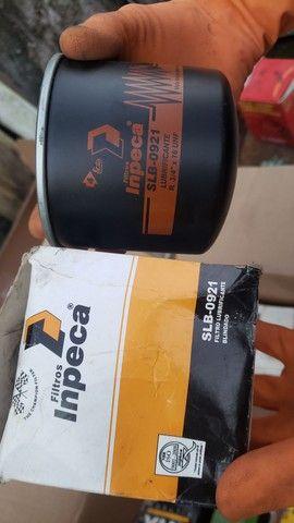 Filtro de óleo  SLB 0572  inpeca  - Foto 3