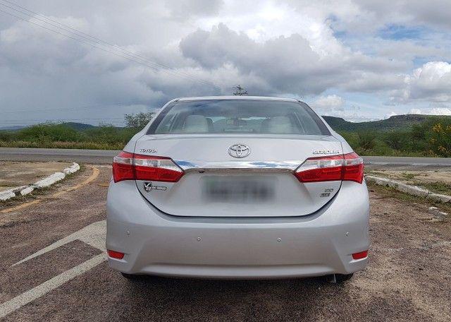 Toyota Corolla 2.0 Aut. Xei 2015 Pneus Novos Ipva 2021 Pago - Foto 2