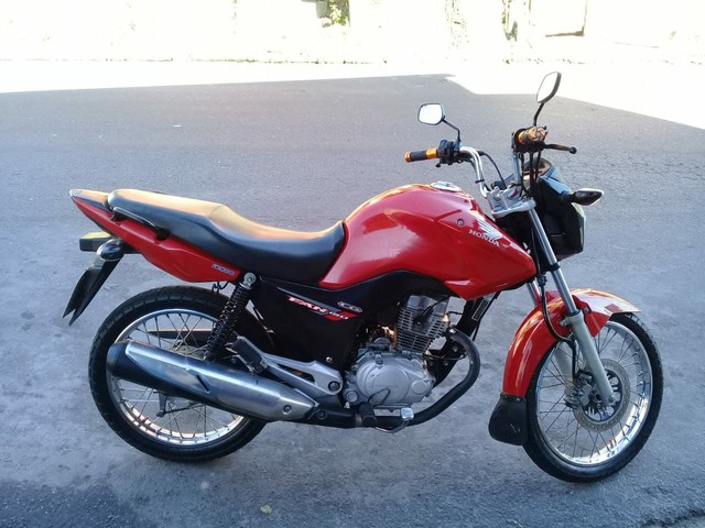 Vendo essa moto CG 150 7.800 semc choro