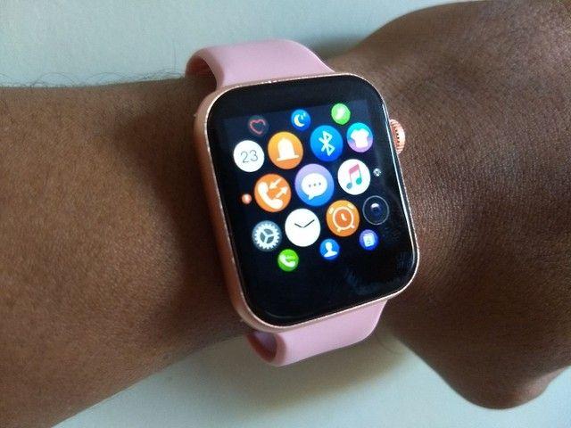 Smart Watch Rosa - Foto 2