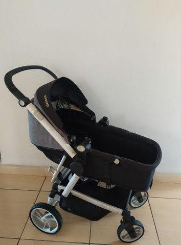 Carrinho de bebê Dzieco Zolly - Foto 4