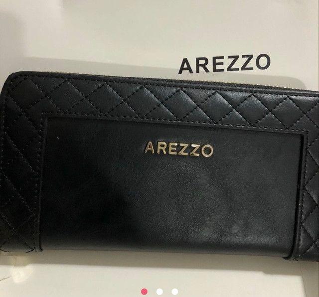 Carteira Arezzo Nova