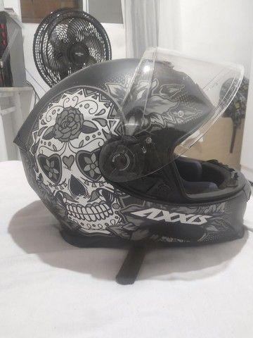 Vendo capacete semi novo - Foto 6