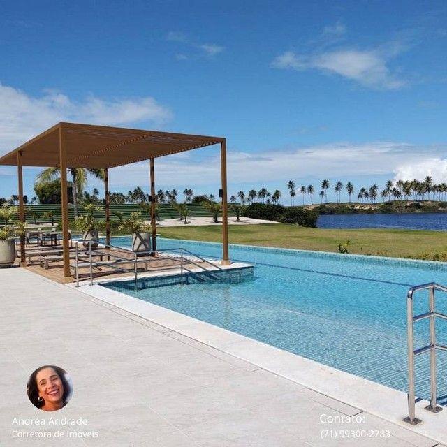 Lote/Terreno para venda com 476m² em Reserva Sauípe - Costa do Sauipe - Foto 4