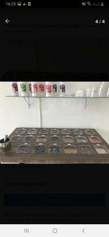 Vendo Freezer Expositor+ Balcão Self Service Açai Sorvetes - Foto 4