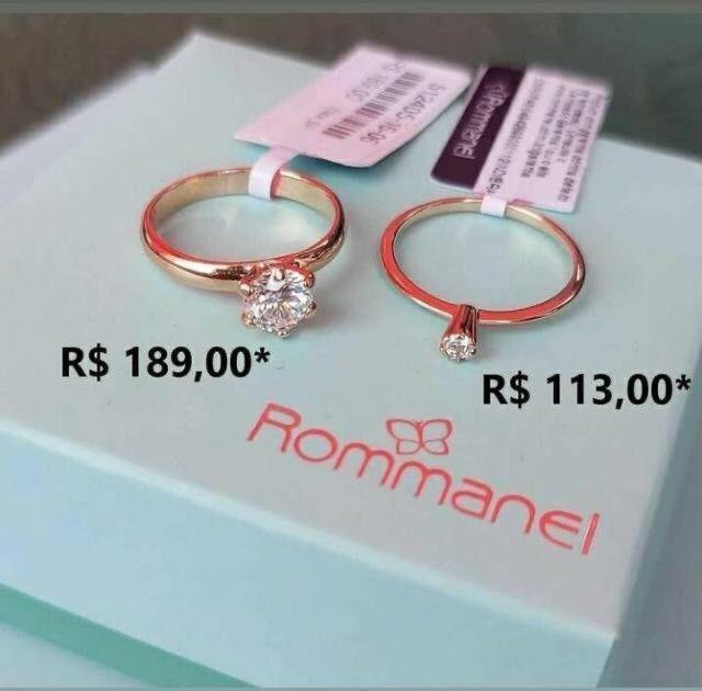 Semi jóias Rommanel? - Foto 4
