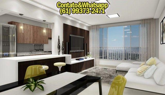 Apartamento para Comprar em Goiania, com 2 Quartos (1Suíte), Lazer Completo! Parcelamos! - Foto 7