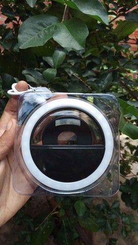 Ring light para selfie - Foto 2