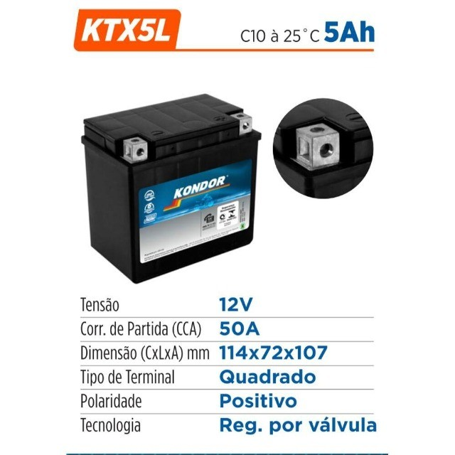 Imperdvell baterias a preço de fabrica 5,6,7AH fan,cg,xre,factor,fazer,biz,pcx,ybr,lead.