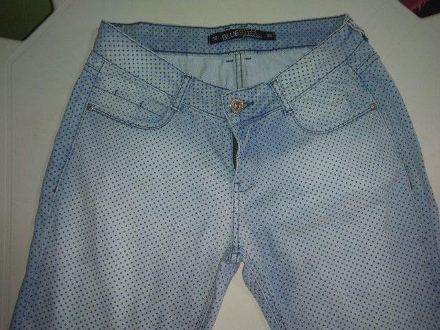 Calça jeans wear BLUESTEEL - Foto 4