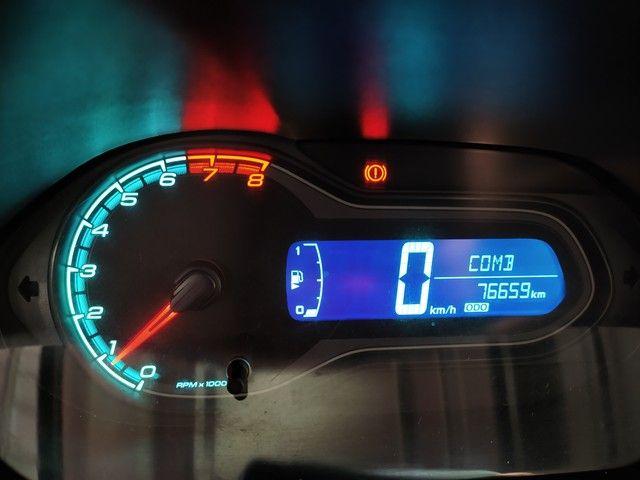 GM - CHEVROLET ONIX HATCH LT 1.0 8V FlexPower 5p Mec. - Foto 6