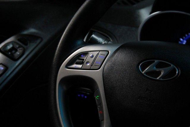 HYUNDAI IX35 2.0 MPFI 16V FLEX 4P AUTOMÁTICO - Foto 16