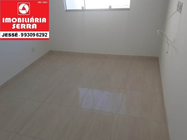 JES 003. Casa nova na Serra de 66M² em Jacaraipe 2 quartos com suíte.