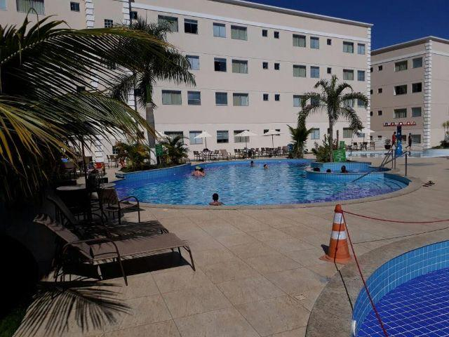 Ferias em Encontro das Águas Thermas Resort Caldas Novas Go