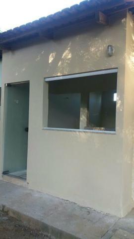 Kitnet Centro com garagem